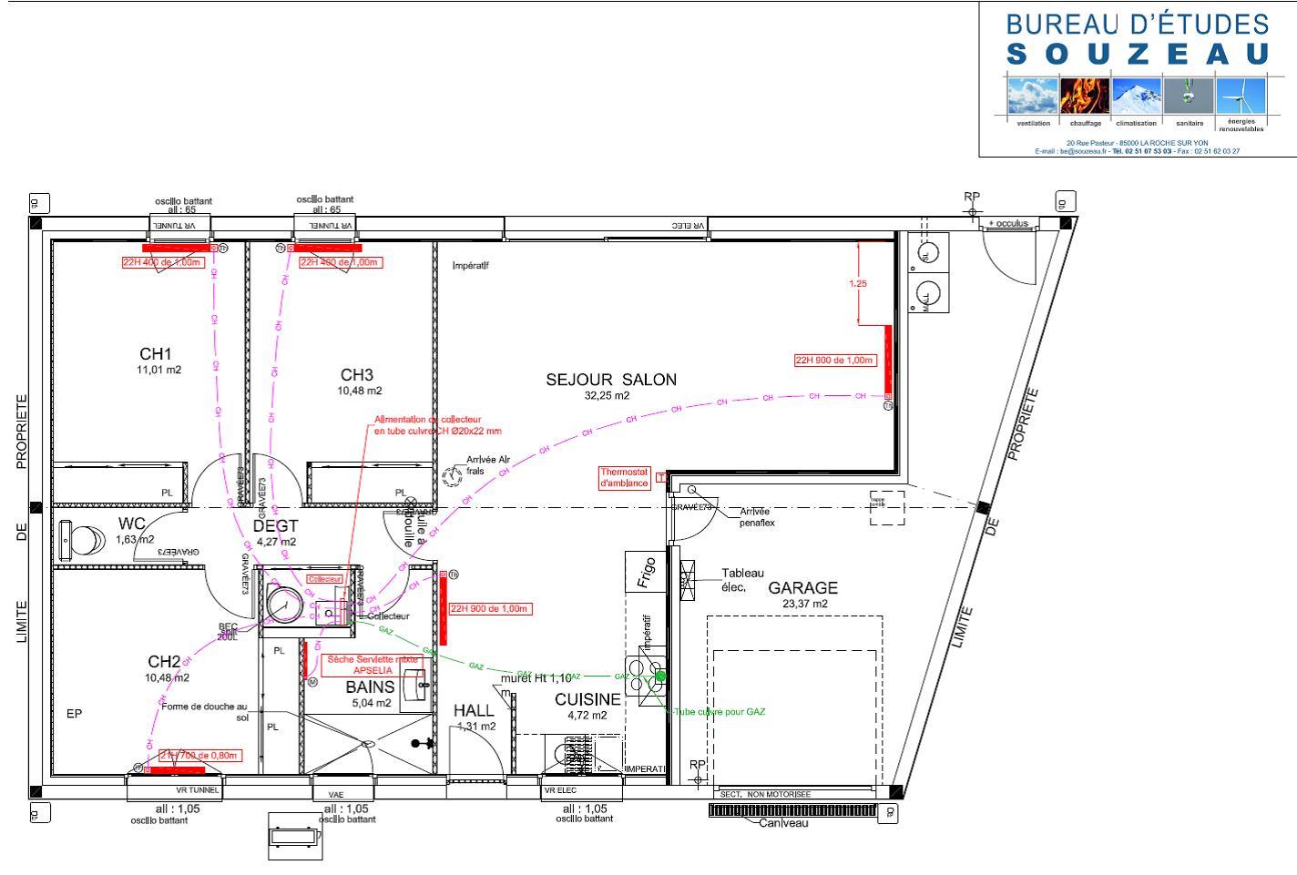 bureau d 39 tudes souzeau. Black Bedroom Furniture Sets. Home Design Ideas
